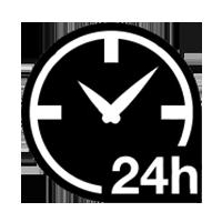 24h NEGA I NADZOR